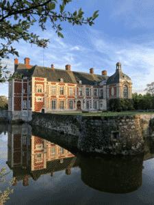 Le Château de Lésigny un lieu rempli d'histoire