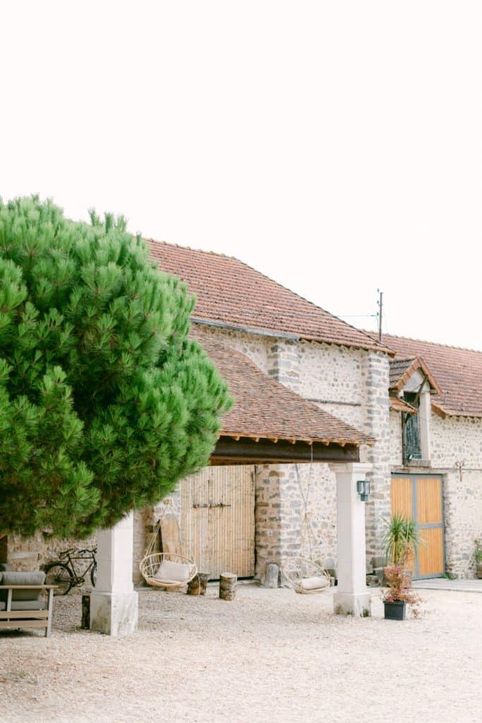 Domaine Les Hirondelles partenaire GC voyage bucolique-